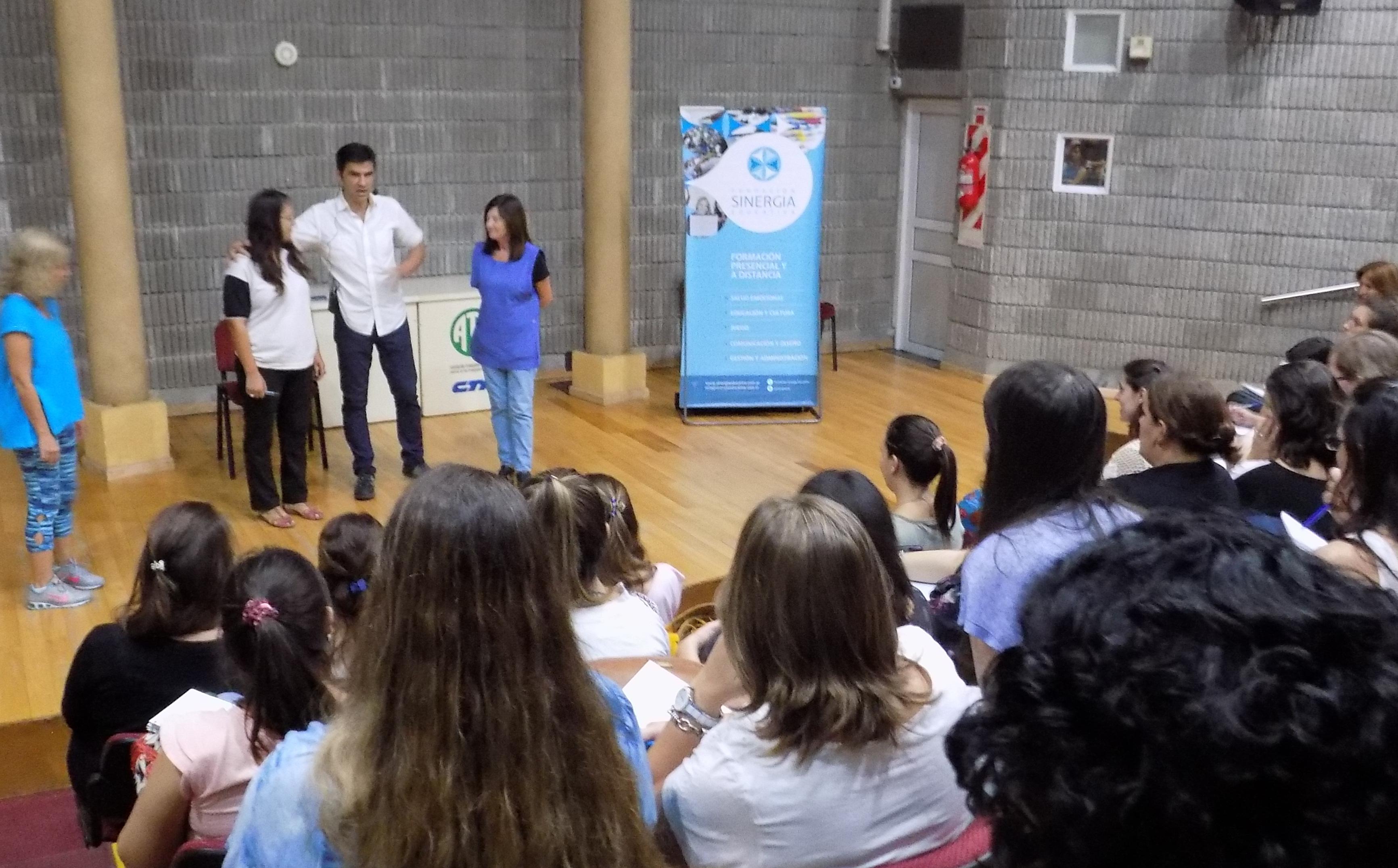 """Jornada gratuita en Santa Fe: """"Las emociones en la escuela"""""""