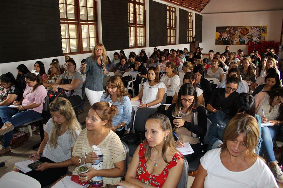 """Concretamos el curso """"Dislexia"""" en San Justo"""