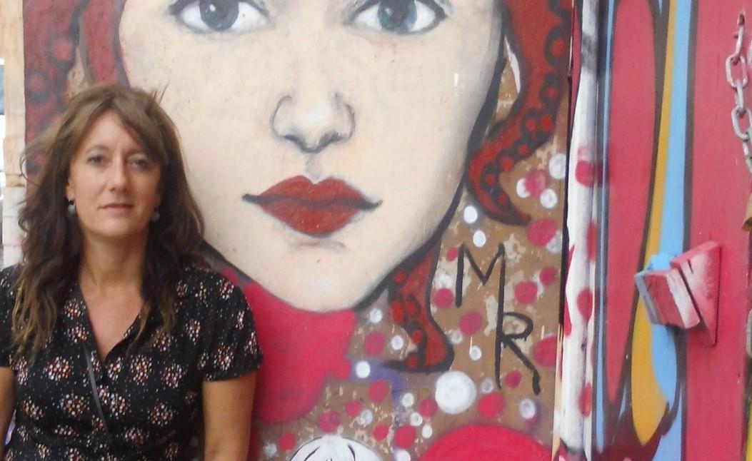 """Julieta Vigo: """"El teatro es una forma de mirar el mundo""""."""